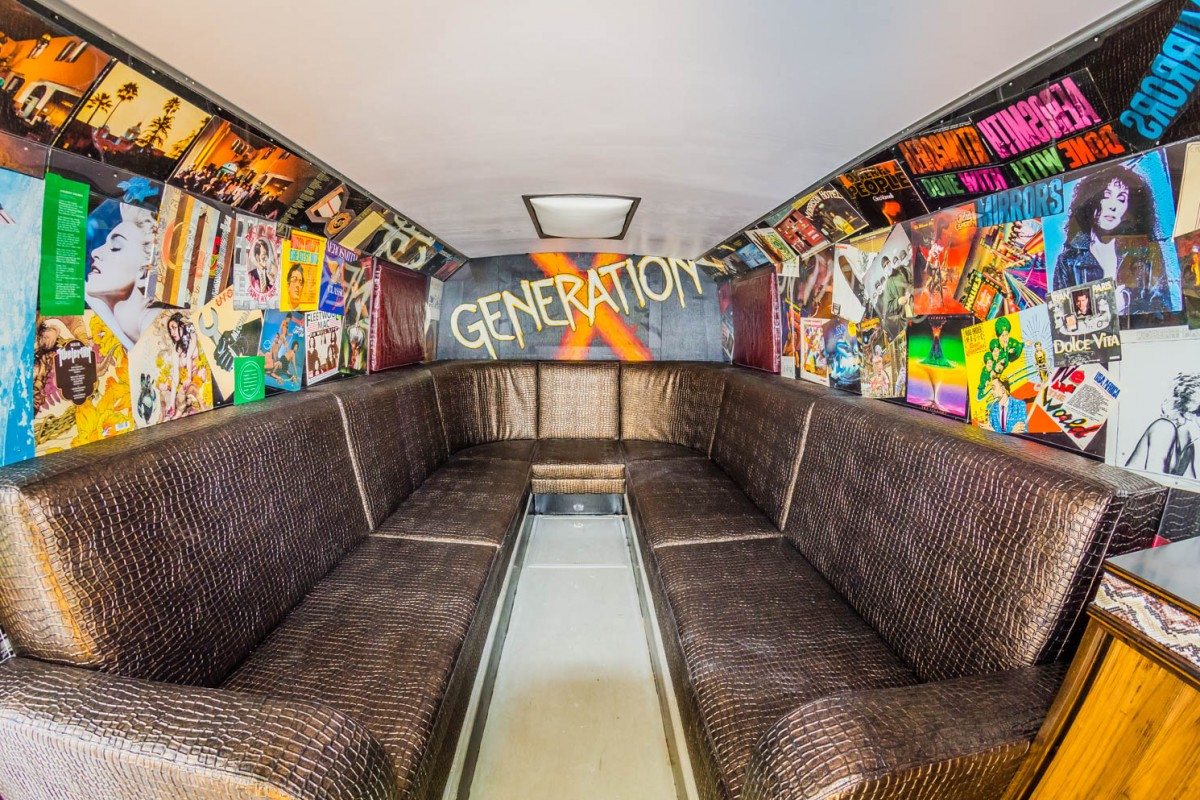 Russebuss - Generation X 2015