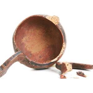 Øl Bolle fra ca 1780 - 1810